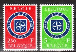 1094/95**  OTAN - Série Complète - MNH** - LOOK!!!! - Nuevos