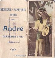 Bazar ANDRE 1929 CAVALAIRE - Tamaño Pequeño : 1921-40