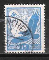 Reich Poste Aérienne N° 45 Oblitéré - Aéreo