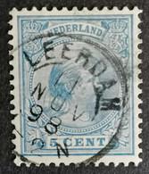 Nederland/Netherlands - Nr. 35c Stempel Leerdam - Used Stamps