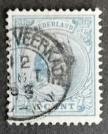 Nederland/Netherlands - Nr. 35c Stempel Veerkade (Rotterdam) - Used Stamps