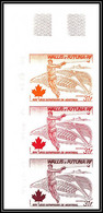 91823c Wallis Et Futuna PA N° 72 Marteau Hammer Throw Montreal 76 Jeux Olympiques Essai Proof Non Dentelé Imperf ** MNH - Summer 1976: Montreal