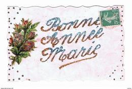 BONNE  ANNEE  MARIE  -  FP - Nieuwjaar