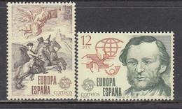 Spain 1979 - EUROPA CEPT, YT 2166/67, Neufs** - 1971-80 Nuevos & Fijasellos