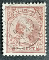 Nederland/Netherlands - Nr. 36c (gestempeld/used) - Used Stamps