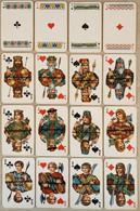 RUSSIAN - Jeu De Cartes COMPLET (52 Cartes + 2 Jokers) (Speelkaarten, Playing Cards) - Barajas De Naipe