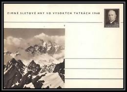 2391 Tchécoslovaquie Czechoslovakia Entier Stationery Carte Postale (postcard) N°100 Benes 1.50k 1948 - Postales