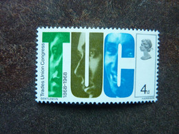 1968  British Anniversaries. Events Described On Stamps   SG = 767   **  MNH  Perfect - Ungebraucht