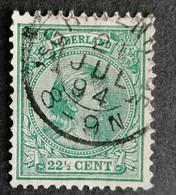 Nederland/Netherlands - Nr. 41c (gestempeld/used) - Used Stamps