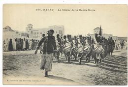 RABAT - La Clique De La Garde Noire... Animé - Rabat
