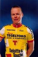 CYCLISME: CYCLISTE : GERARD KEMPER - Ciclismo