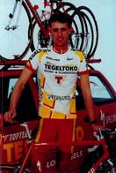 CYCLISME: CYCLISTE : WILJAN VAN RIEL - Ciclismo