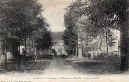 TREMOLAT ( Dordogne ) - Chateau De La Placelle - La Grande Allée .  Cliché L.J.L. No 85 . - Otros Municipios
