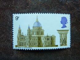 1969  British Architecture Cathedrals    SG = 800   **  MNH  Perfect - Ungebraucht