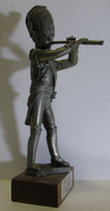 ( 1 ) - Figurine - Etain Du Prince - Empire - Marechal DAVOUT 1770 - 1823 - Soldatini Di Piombo