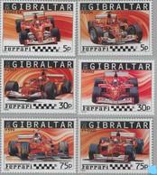 Ferrari 2004 XXX - Gibraltar