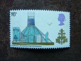 1969  British Architecture Cathedrals    SG = 801   **  MNH  Perfect - Ungebraucht