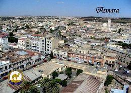 Eritrea Asmara Aerial View New Postcard - Eritrea