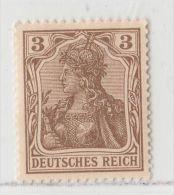 MiNr.84II.xx Deutschland Deutsches Reich - Unused Stamps