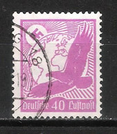 Reich Poste Aérienne N° 48 Oblitéré - Aéreo