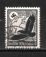 Reich Poste Aérienne N° 51 Oblitéré - Aéreo