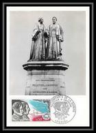 2445/ Carte Maximum (card) France N°1633 Découverte De La Quinine Pelletier Caventou - 1970-79