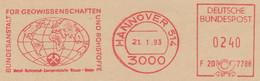 Freistempel Kleiner Ausschnitt 286 Geowissenschaften Rohstoffe - Machine Stamps (ATM)