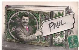 Cpa Prénom Paul - Sonstige