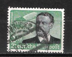 Reich Poste Aérienne N° 52 Oblitéré - Aéreo