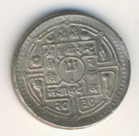 NEPAL 1973: 25 Paisa. 2030 - Nepal