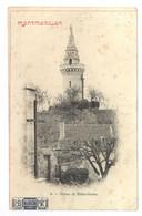 Montmorillon Statue De Notre-Dame Suis Ta Route Carte Lettre Illustree - Montmorillon