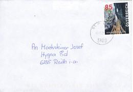 Brief Von 3100 St. Pölten Mit 85 Cent Bärenschützklamm Dispenser 2021 - 2011-... Cartas