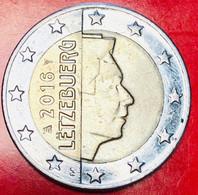 LUSSEMBRUGO - 2016 - Moneta - Ritratto Di Sua Altezza Reale Il Granduca Henri - Euro - 2.00 - Luxembourg