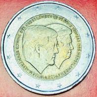 PAESI BASSI - 2014 - Moneta - Addio Ufficiale Alla Ex Regina Beatrice - Re Guglielmo Alessandro E Regina  - Euro - 2.00 - Netherlands