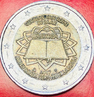 PAESI BASSI - 2007 - Moneta - 50° Anniversario Dei Trattati Di Roma - Euro - 2.00 - Netherlands