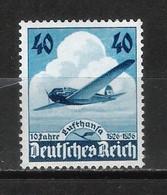 Reich PA N° 54 Neuf ** - Aéreo
