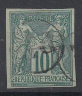 #154 COLONIES GENERALES N° 32 Oblitéré PD (Réunion) - Sage