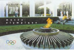 SCHWEIZ  Markenheftchen MH 1 IOC/CIO, Postfrisch **, Olympische Sommerspiele Sydney  2000 - Officials