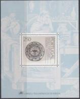 PORTUGAL Block 69, Postfrisch **, Fayencen, 1990 - Blocks & Sheetlets