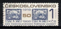 Tchécoslovaquie 1968 Mi 1850 (Yv 1691), Obliteré, - Usados