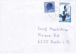 Brief Von 8130 Frohnleiten Mit 85 Cent Mischfrankatur Kaplanturbine 2021 - 2011-... Cartas