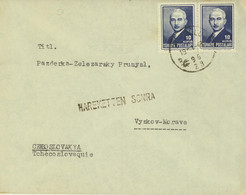 Turkey Hareketten Sonra Late Fee Cover RRR (460) - Briefe U. Dokumente