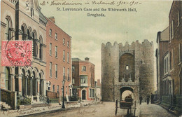 CPA Europe Irlande St Lawrence's Gate And The Whitworth Hall Drogheda - Otros