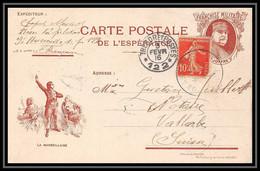 7875 Secteur 122 Vallorbe Geneve Suisse Swiss 1916 Complement Guerre 1914/1918 Carte Franchise Militaire Joffre Postcard - Oorlog 1914-18
