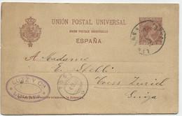 Ed EP31 Linares A Suiza - 1850-1931