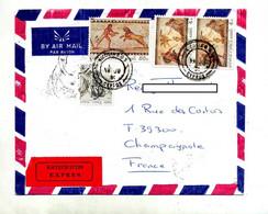 Lettre Cachet ? Sur Refugié Mosaique - Briefe U. Dokumente