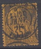 #154 COLONIES GENERALES N° 56 Oblitéré Ha-noi (Tonkin) - Alphée Dubois