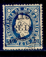 ! ! Mozambique - 1903 King Luis OVP 115 R (Lozanged - Perf. 12 3/4) - Af. 72a - Used - Mozambique