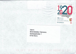 Briefzentrum - Kärntner Volksabstimmung - 2011-... Cartas