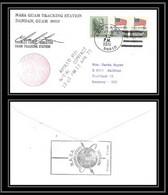 5563/ Espace (space) Lettre (cover) 12/4/1970 Apollo 13 Signé (signed Autograph) Nasa Guam Tracking Station DandanUSA - Verenigde Staten